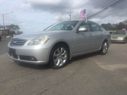2006 Infiniti M35 for sale at Mega Autosports in Chesapeake VA