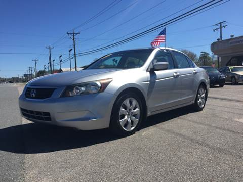 2008 Honda Accord for sale at Mega Autosports in Chesapeake VA