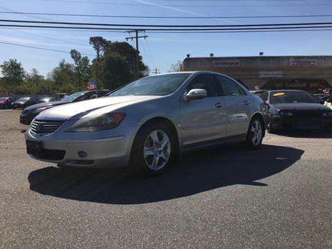 2005 Acura RL for sale at Mega Autosports in Chesapeake VA