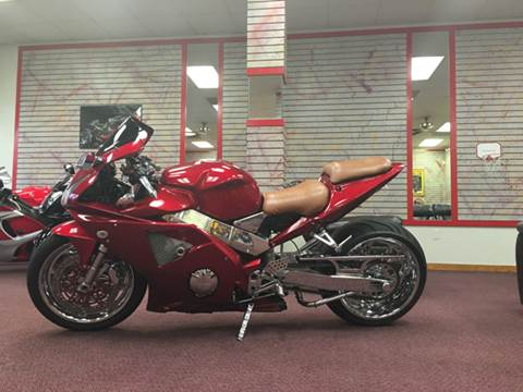 2002 Honda CBR for sale at Mega Autosports in Chesapeake VA