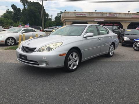 2005 Lexus ES 330 for sale at Mega Autosports in Chesapeake VA