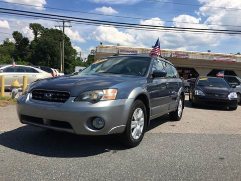 2005 Subaru Outback for sale at Mega Autosports in Chesapeake VA