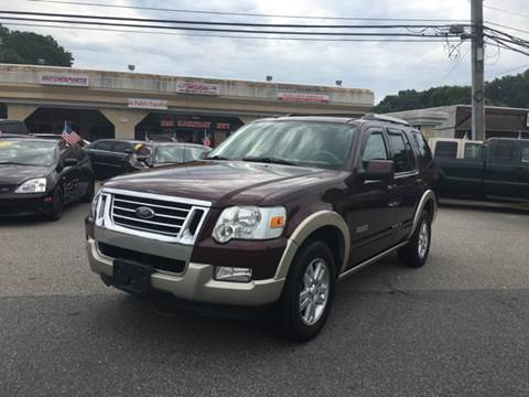 2007 Ford Explorer for sale at Mega Autosports in Chesapeake VA