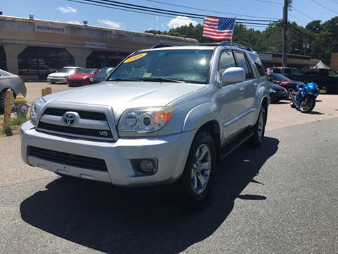 2008 Toyota 4Runner for sale at Mega Autosports in Chesapeake VA