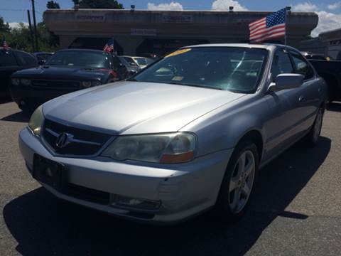 2002 Acura TL for sale at Mega Autosports in Chesapeake VA