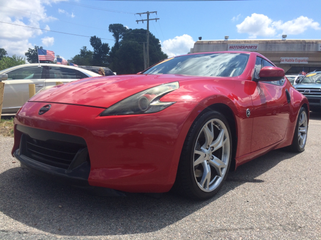 2009 Nissan 370Z for sale at Mega Autosports in Chesapeake VA