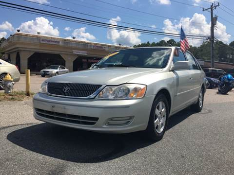 2000 Toyota Avalon for sale at Mega Autosports in Chesapeake VA
