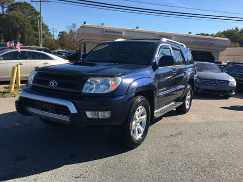 2004 Toyota 4Runner for sale at Mega Autosports in Chesapeake VA
