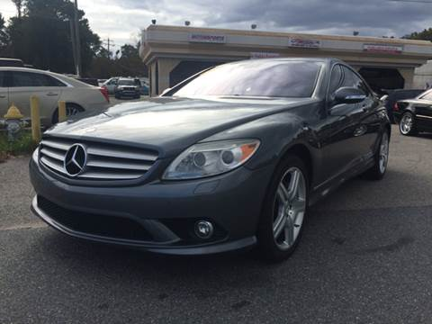 2008 Mercedes-Benz CL-Class for sale at Mega Autosports in Chesapeake VA