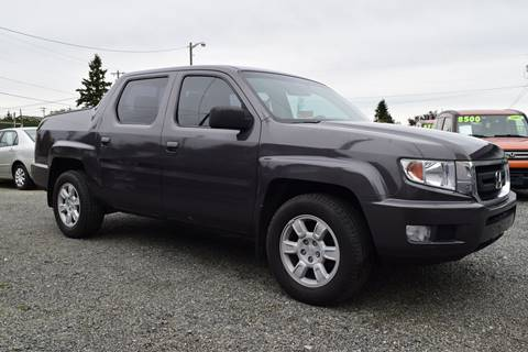 2009 Honda Ridgeline for sale in Marysville, WA