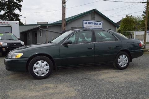 2001 Toyota Camry for sale in Marysville, WA