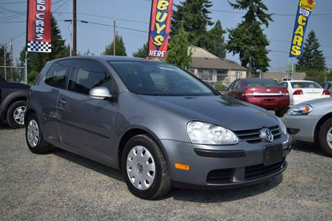 2008 Volkswagen Rabbit for sale in Marysville, WA