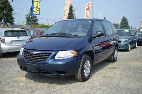 2002 Chrysler Voyager for sale in Marysville, WA