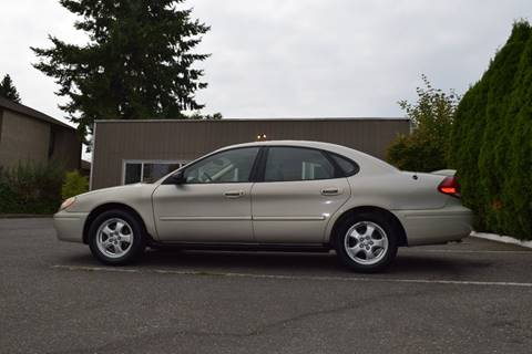2007 Ford Taurus for sale in Marysville, WA