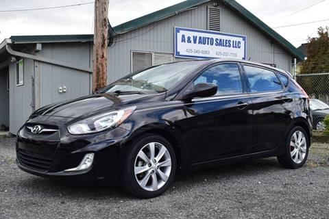 2012 Hyundai Accent for sale in Marysville, WA