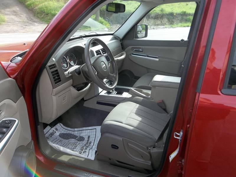 2009 Jeep Liberty 4x4 Limited 4dr SUV - Corry PA