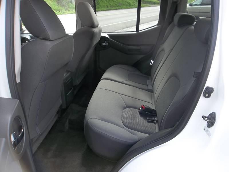 2010 Nissan Xterra 4x4 X 4dr SUV 5A - Corry PA