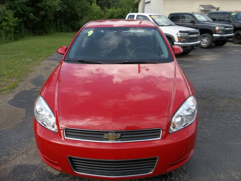 2009 Chevrolet Impala LT 4dr Sedan - Corry PA