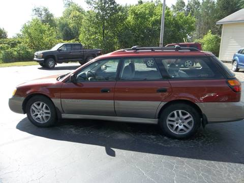 2003 Subaru Outback for sale in Corry, PA