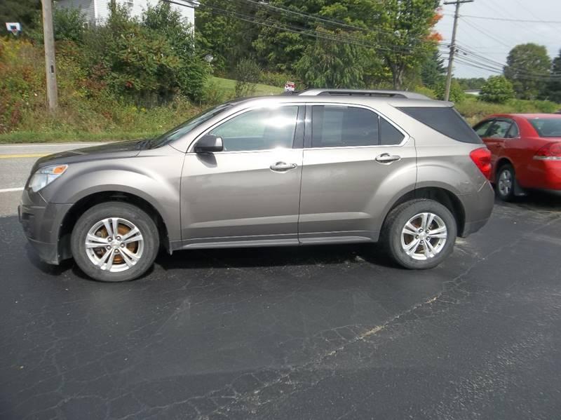 2012 Chevrolet Equinox AWD LT 4dr SUV w/ 1LT - Corry PA