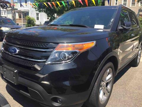 2013 Ford Explorer for sale in Lynn, MA