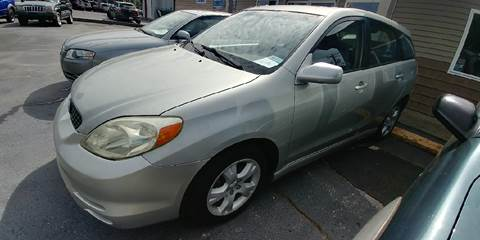 2003 Toyota Matrix for sale in Henderson, KY