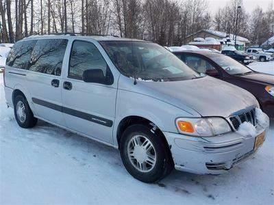2003 Chevrolet Venture LT Entertainer 4dr Extended Mini-Van - Anchorage AK