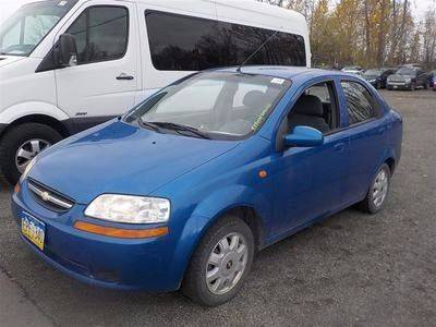 2004 Chevrolet Aveo for sale in Anchorage, AK