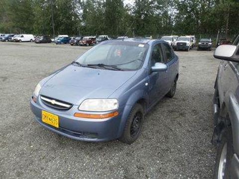 2006 Chevrolet Aveo for sale in Anchorage, AK