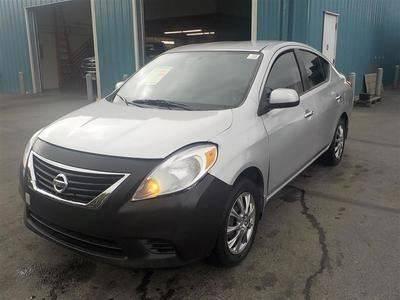 2012 Nissan Versa for sale in Anchorage, AK
