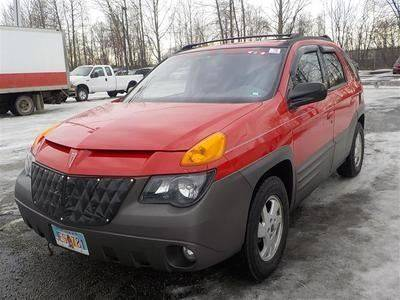 2001 Pontiac Aztek for sale in Anchorage, AK
