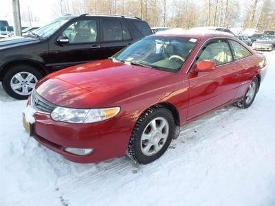 2002 Toyota Camry Solara SE V6 2dr Coupe - Anchorage AK