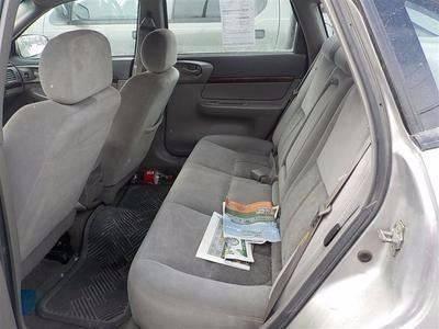 2005 Chevrolet Impala 4dr Sedan - Anchorage AK