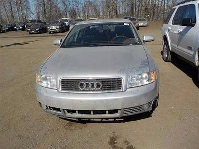 2003 Audi A4 AWD 3.0 quattro 4dr Sedan - Anchorage AK