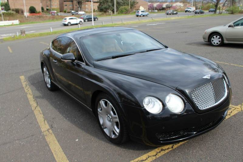 2004 bentley continental gt 2 dr turbo coupe