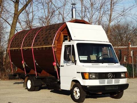 1991 Mercedes Benz Sprinter Cargo For Sale In Philadelphia PA