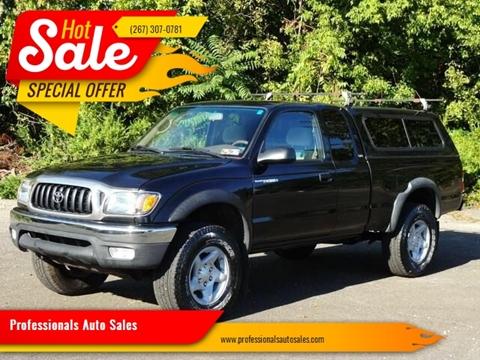 2001 Toyota Tacoma for sale in Philadelphia, PA
