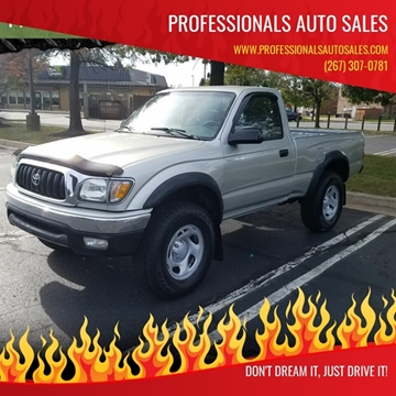 2002 Toyota Tacoma for sale in Philadelphia, PA