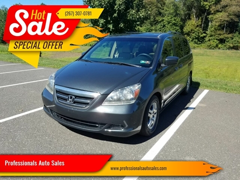 2005 Honda Odyssey for sale in Philadelphia, PA