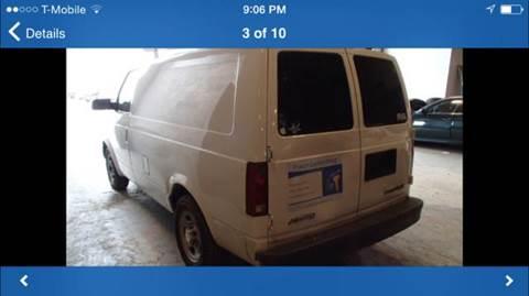2003 Chevrolet Astro Cargo for sale in Richmond, VA