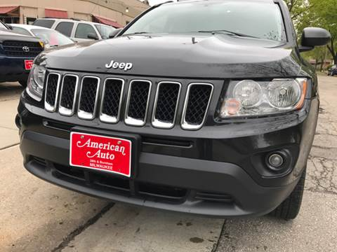 2011 Jeep Compass for sale at AMERICAN AUTO in Milwaukee WI