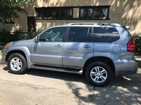 2004 Lexus GX 470 for sale at AMERICAN AUTO in Milwaukee WI