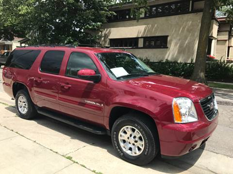 2007 GMC Yukon XL for sale at AMERICAN AUTO in Milwaukee WI