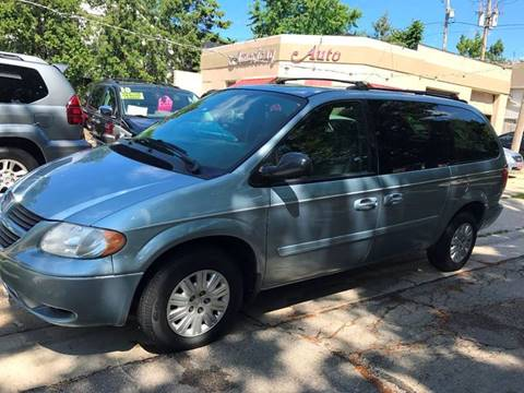 2005 Dodge Grand Caravan for sale at AMERICAN AUTO in Milwaukee WI
