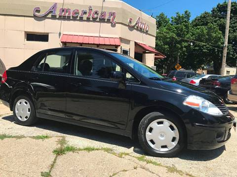 2009 Nissan Versa for sale at AMERICAN AUTO in Milwaukee WI