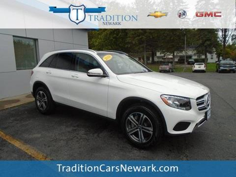 2018 Mercedes-Benz GLC for sale in Newark, NY