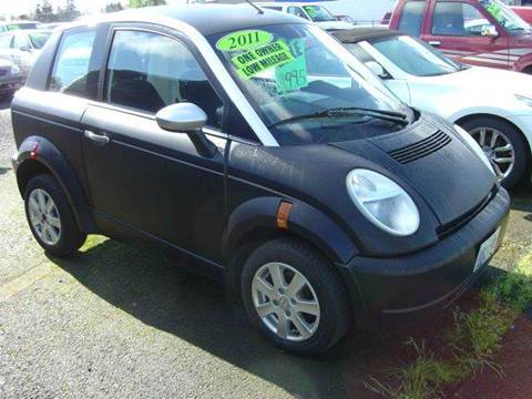 2011 THINK CITY-ELECTRIC for sale at ET AUTO II INC in Molalla OR