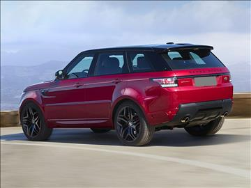 2016 Land Rover Range Rover Sport for sale in Honolulu, HI