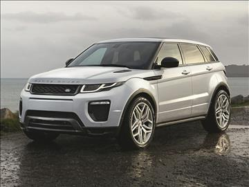 2017 Land Rover Range Rover Evoque for sale in Honolulu, HI