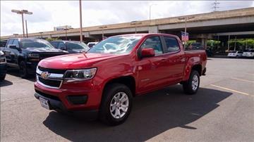 2017 Chevrolet Colorado for sale in Honolulu, HI